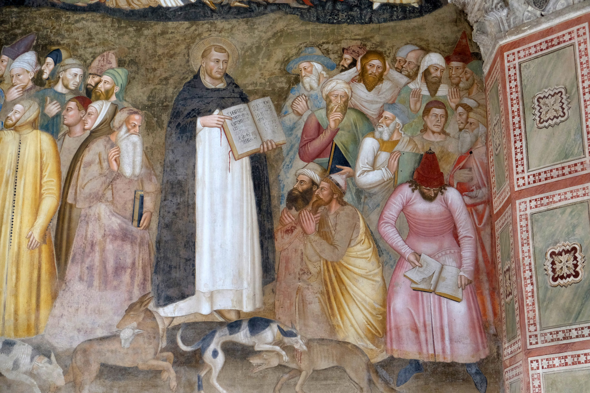 Florence,,Italy,-,January,10,,2019:,Saints,Peter,The,Martyr